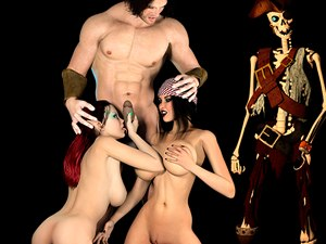 Pirate jessica monster fetish xxx game